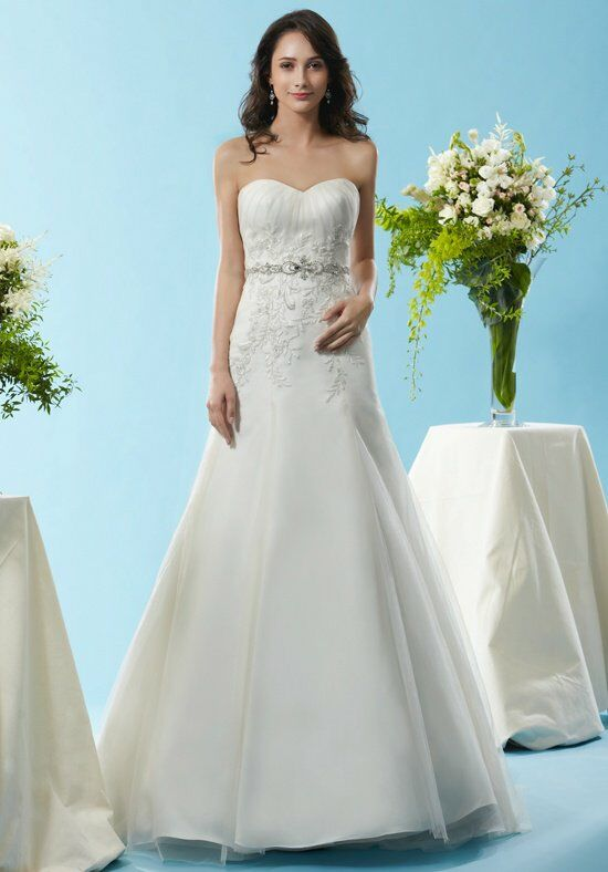 Eden Bridals BL124 Wedding Dress