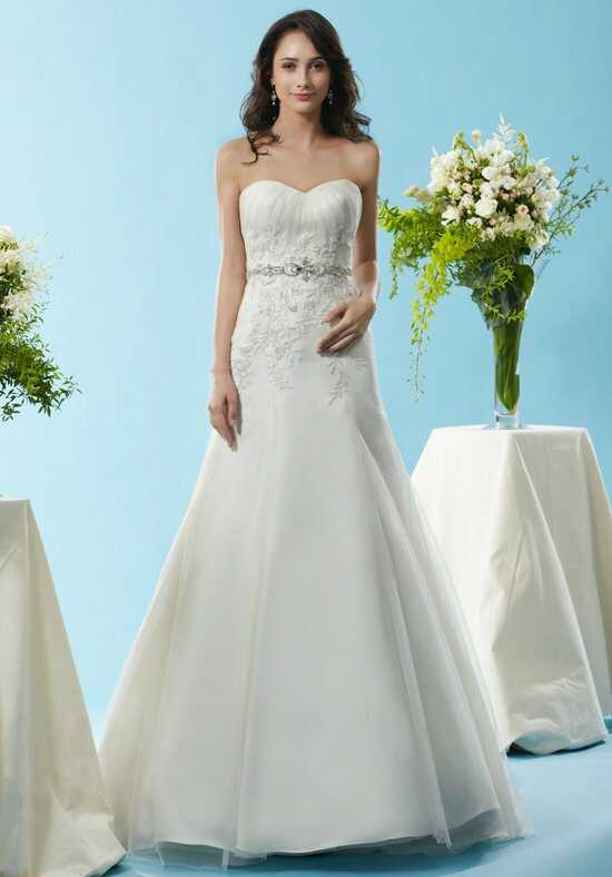 Eden Bridals BL115 A-Line Wedding Dress