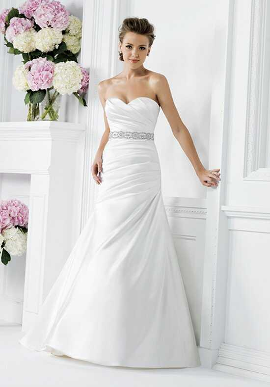 Jasmine Collection F161001 Mermaid Wedding Dress