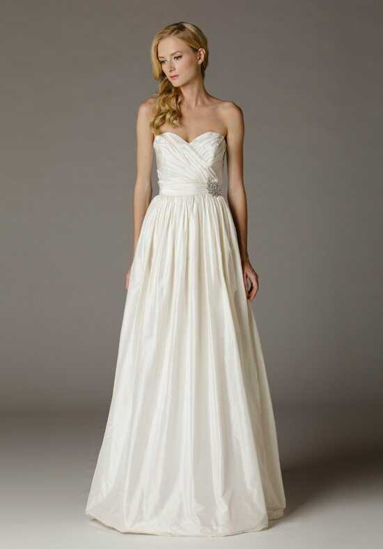 Aria Ginger Ball Gown Wedding Dress