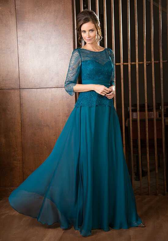 Jade J165060 Blue Mother Of The Bride Dress