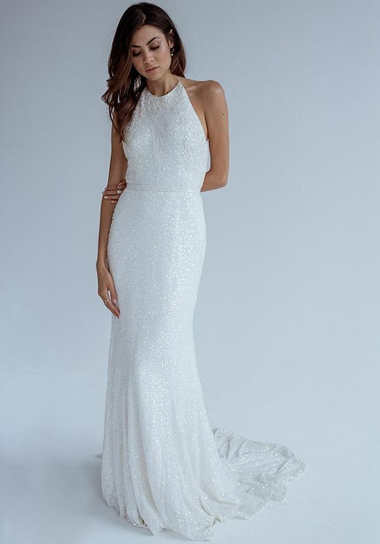 KAREN WILLIS HOLMES Nerada Mermaid Wedding Dress