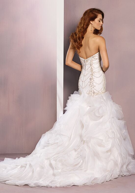 Alfred Angelo Disney Fairy Tale Weddings Bridal Collection 263 Ariel ...