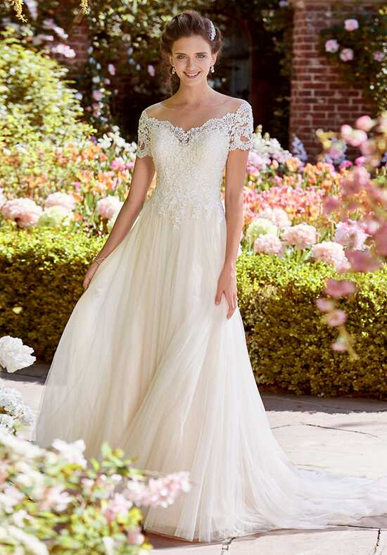 Rebecca Ingram Michelle A-Line Wedding Dress