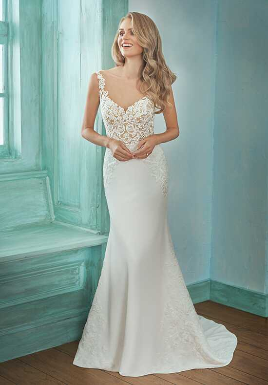 Jasmine Collection F201002 Mermaid Wedding Dress
