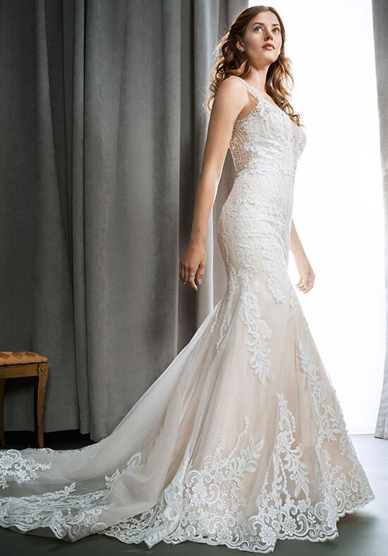Kenneth Winston 1716 Mermaid Wedding Dress