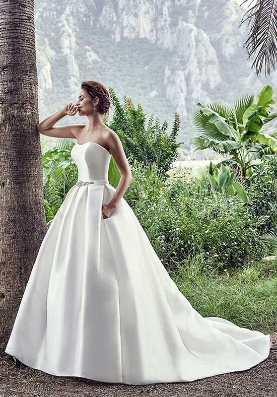 Eddy K Martinique Ball Gown Wedding Dress