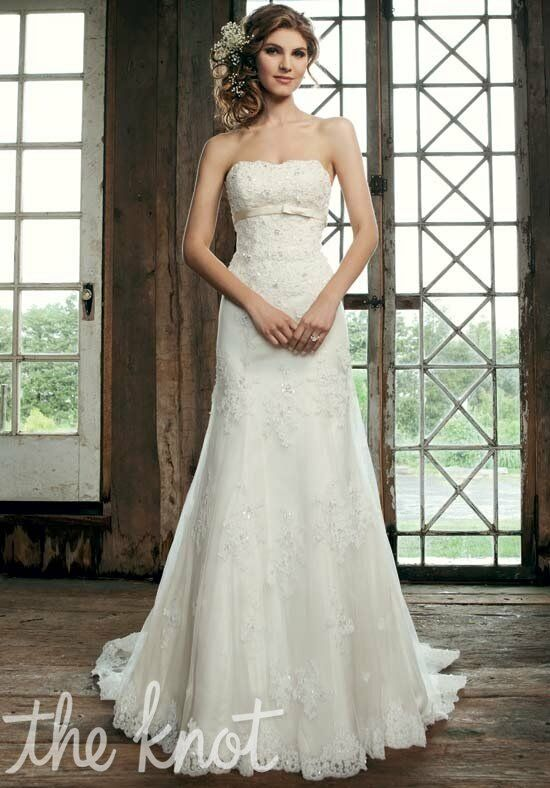 Sincerity Bridal 3664 Mermaid Wedding Dress