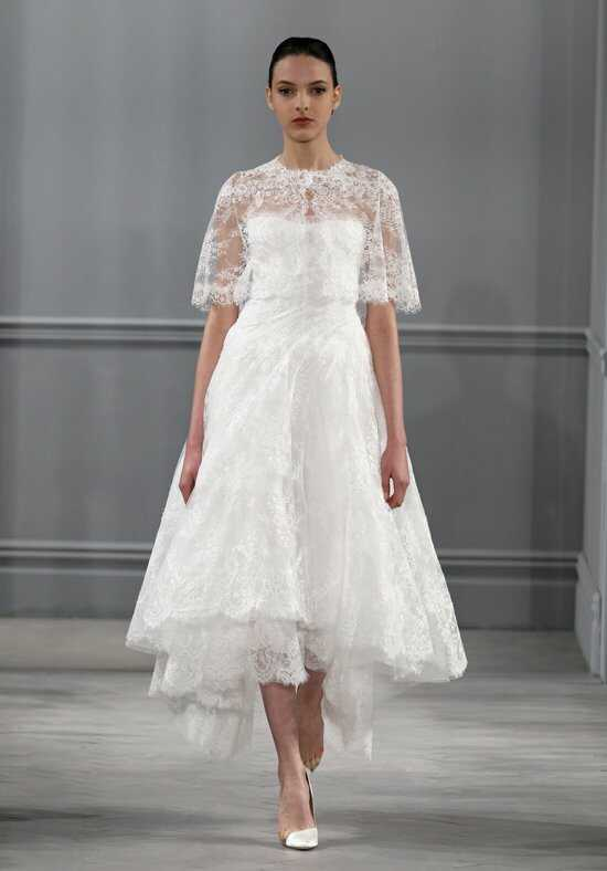 Monique Lhuillier Innocence Gown Wedding Dress photo