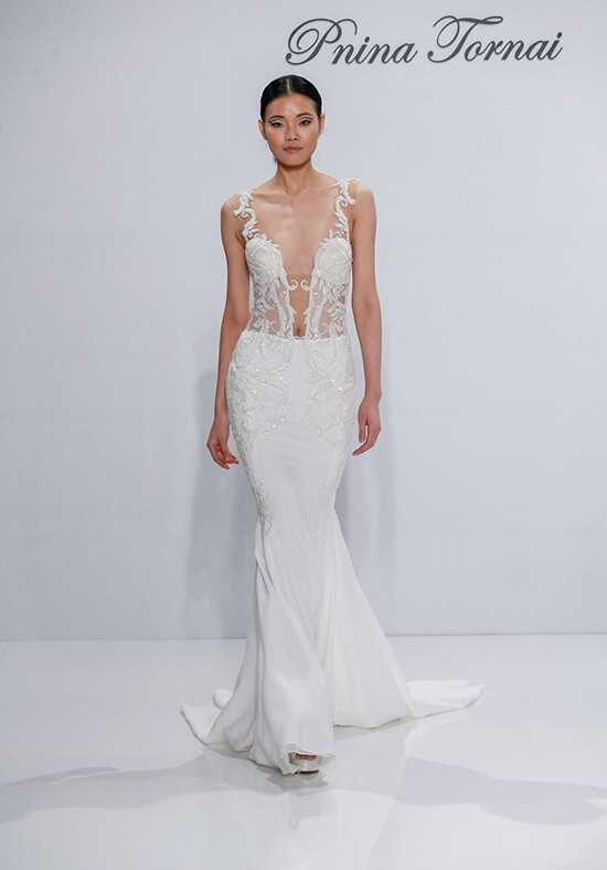 Pnina Tornai for Kleinfeld 4543 Mermaid Wedding Dress