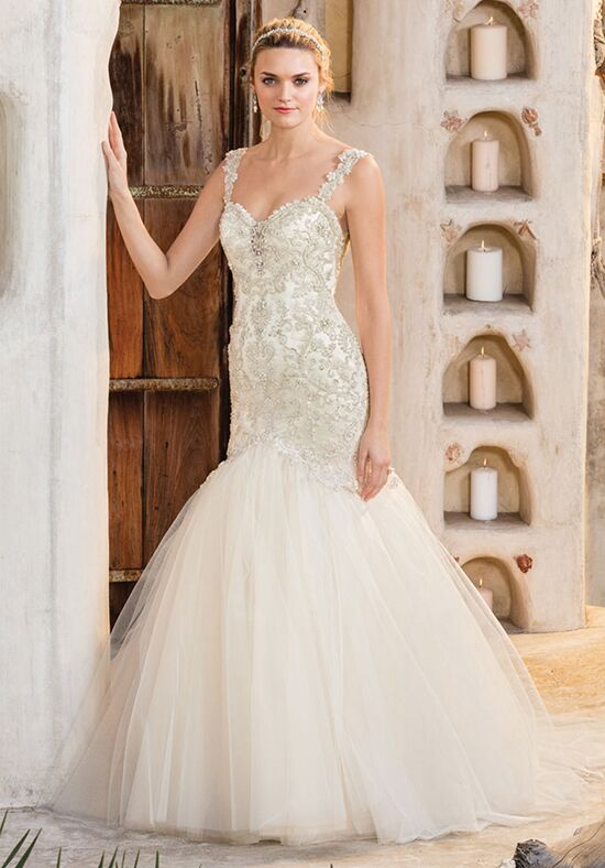 Casablanca Bridal Style 2307 Cora Mermaid Wedding Dress