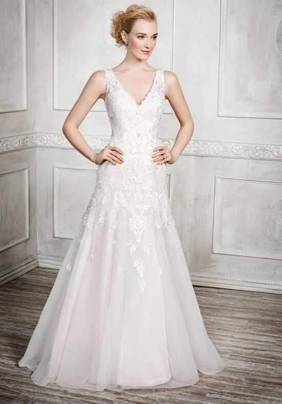 Kenneth Winston 1668 Sheath Wedding Dress