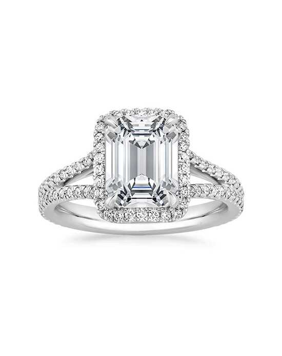 Brilliant Earth Glamorous Emerald Cut Engagement Ring