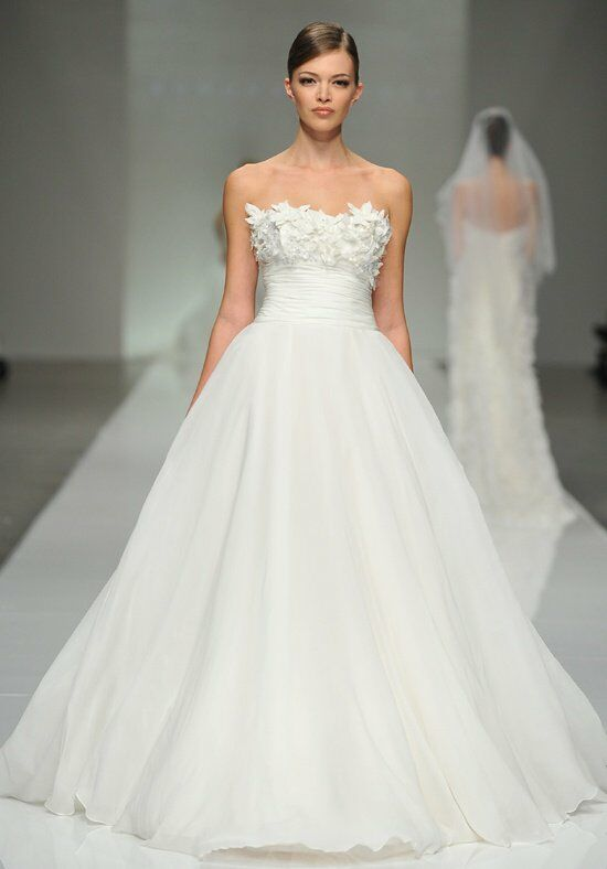 Romona Keveza Collection RK281 Ball Gown Wedding Dress