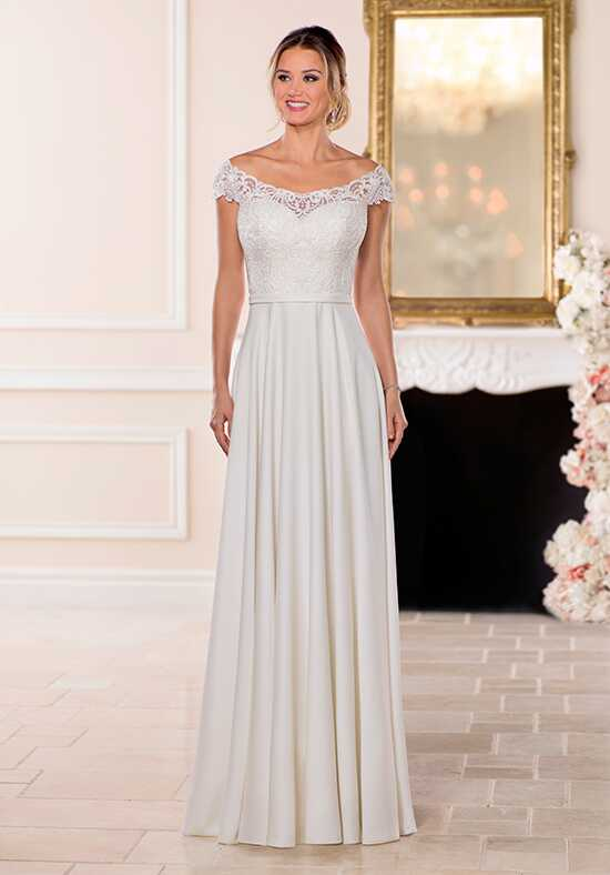 Stella York 6635 A-Line Wedding Dress