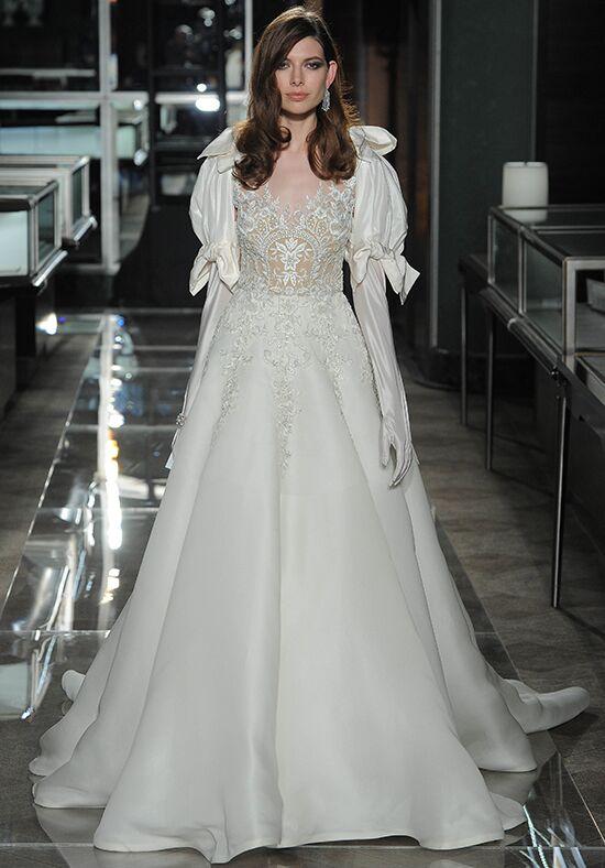 Reem Acra 5714-Glamorous Wedding Dress - The Knot