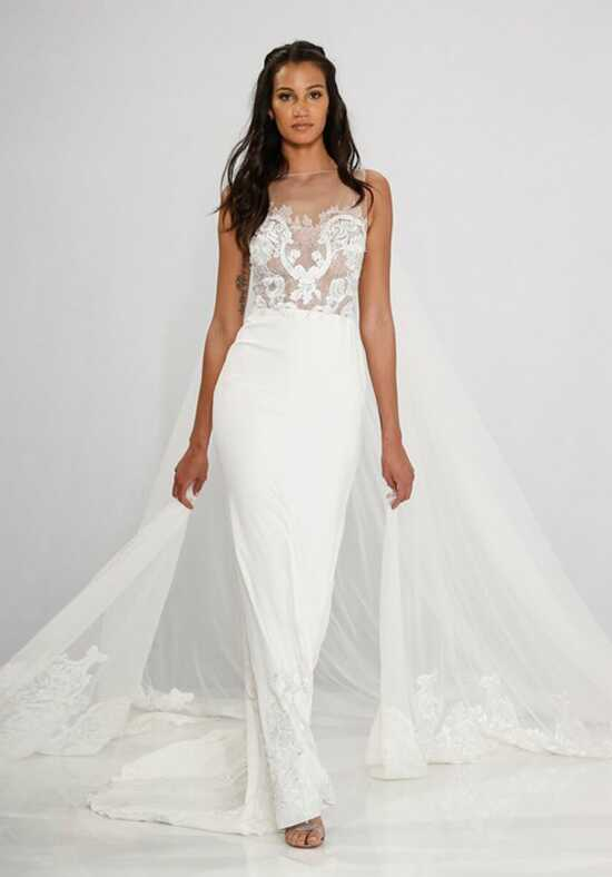 Tony Ward for Kleinfeld Taranis Sheath Wedding Dress