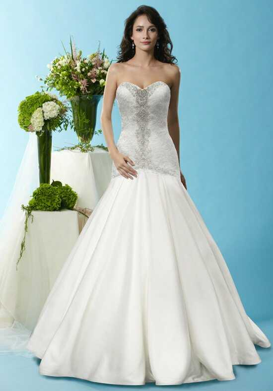 Eden Bridals BL118 A-Line Wedding Dress
