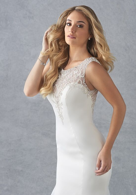 Essence Collection by Bonny Bridal 8803 Mermaid Wedding Dress