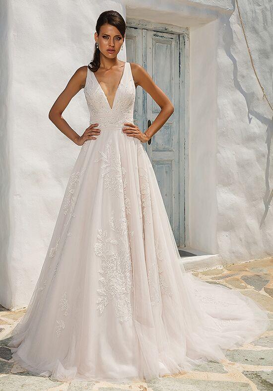 High Quality Justin Alexander 8953 A Line Wedding Dress