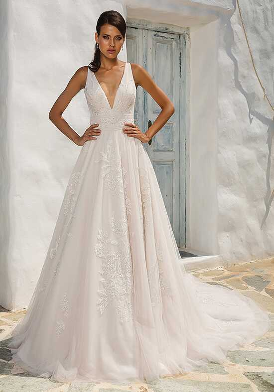 Justin Alexander 8953 A-Line Wedding Dress
