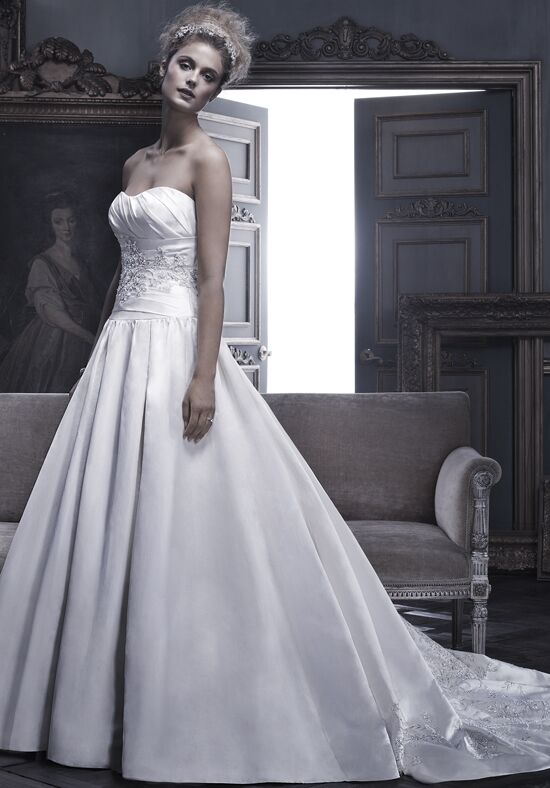 Amaré Couture by Crystal Richard B060 Ball Gown Wedding Dress