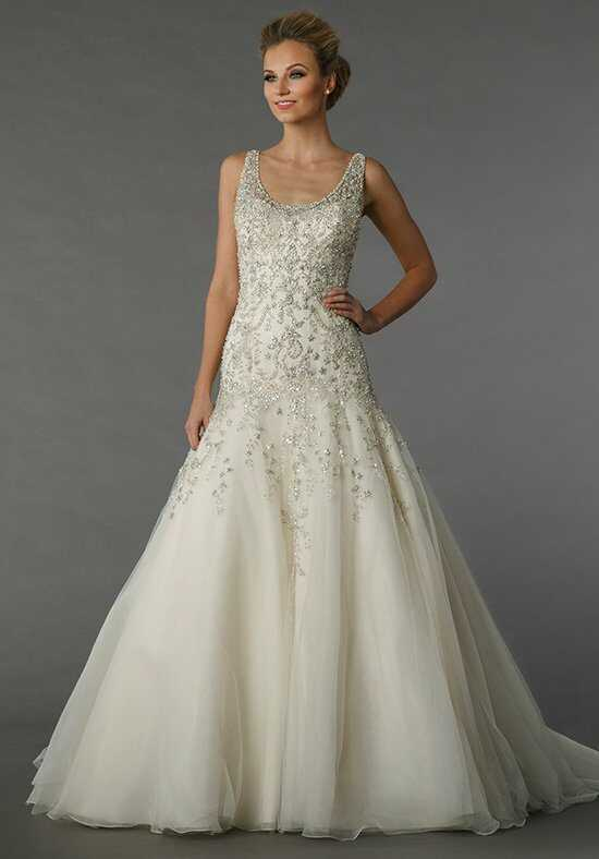 Danielle Caprese for Kleinfeld 113071 A-Line Wedding Dress