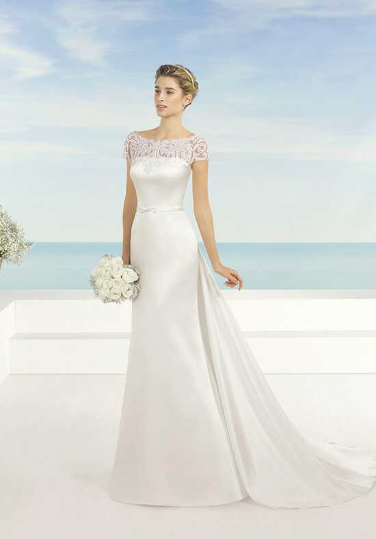 Luna Novias TEOREMA A-Line Wedding Dress