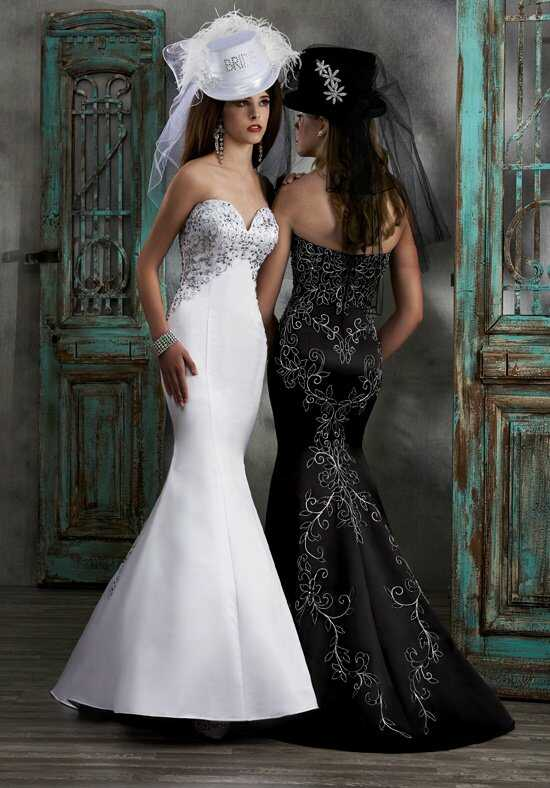 1 Wedding by Mary's Bridal 2582 Mermaid Wedding Dress