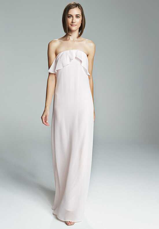 Nouvelle Amsale Bridesmaids Holly Strapless Bridesmaid Dress