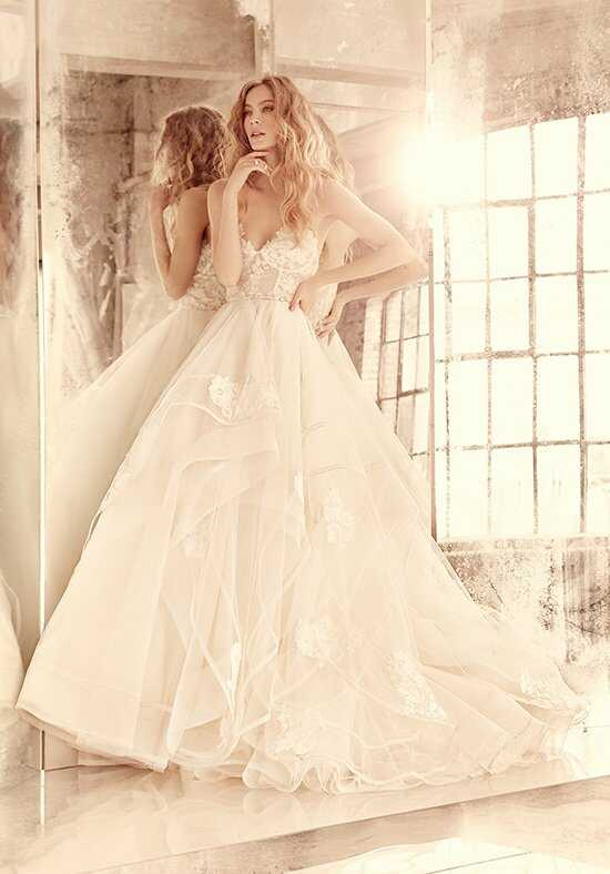 Hayley Paige Chantelle / Style 6552 Ball Gown Wedding Dress