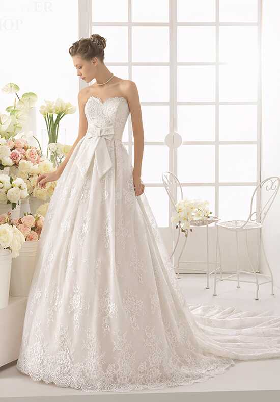 Aire Barcelona Caleta A-Line Wedding Dress
