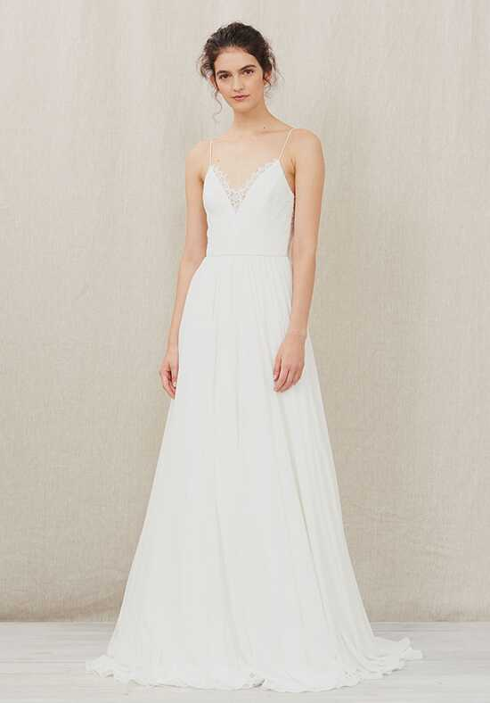 Christos Odette Ball Gown Wedding Dress