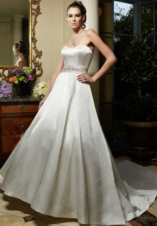 Amaré Couture by Crystal Richard B018 A-Line Wedding Dress