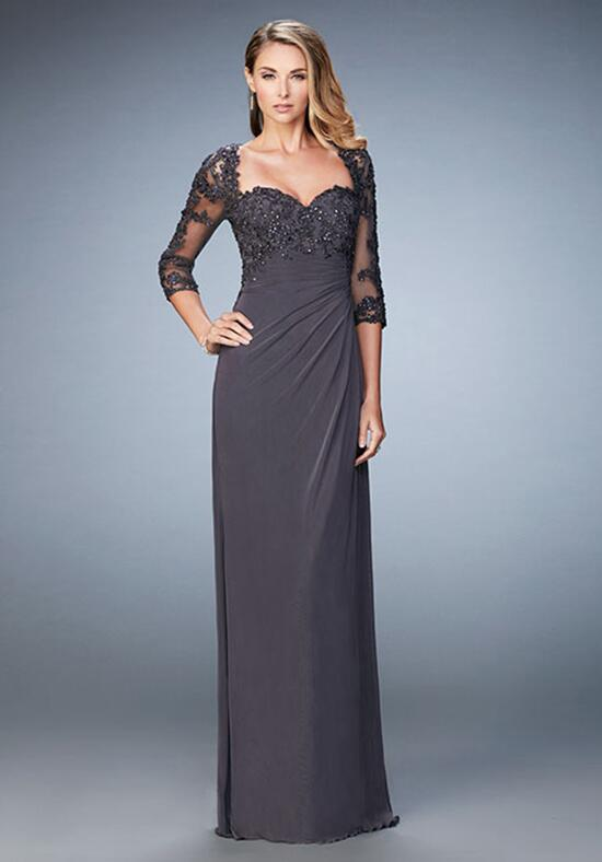 La Femme Evening 21750 Mother Of The Bride Dress photo