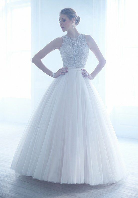Madison James MJ170 Ball Gown Wedding Dress