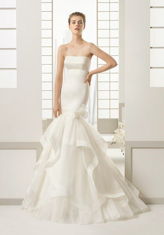 Rosa Clará Darlen Mermaid Wedding Dress