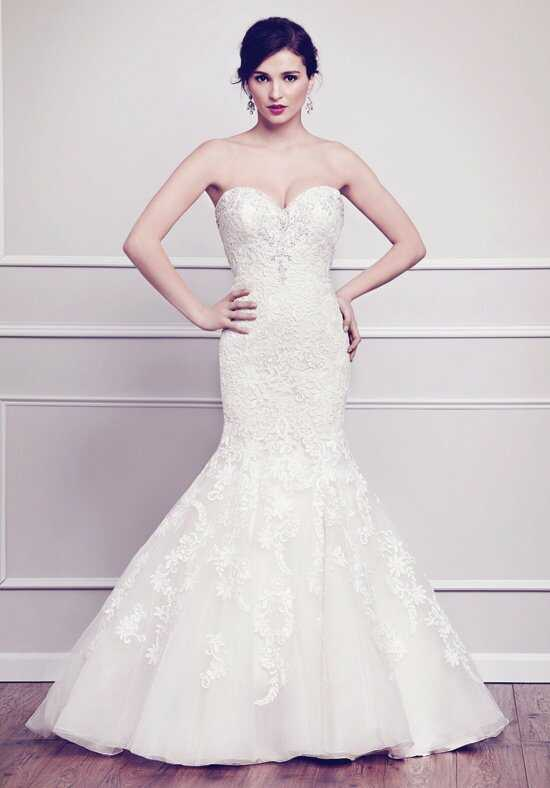 Kenneth Winston 1564 Mermaid Wedding Dress