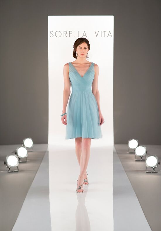 Sorella Vita 8701 V-Neck Bridesmaid Dress