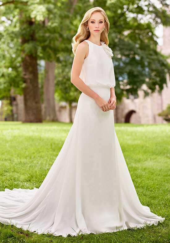 Enchanting by Mon Cheri 118135 Mermaid Wedding Dress