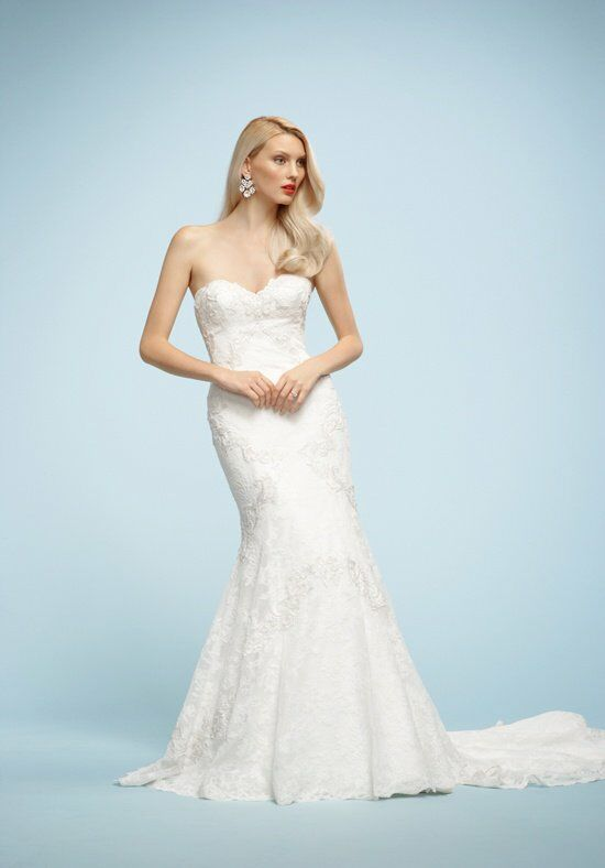 Watters Brides 3040B Mermaid Wedding Dress