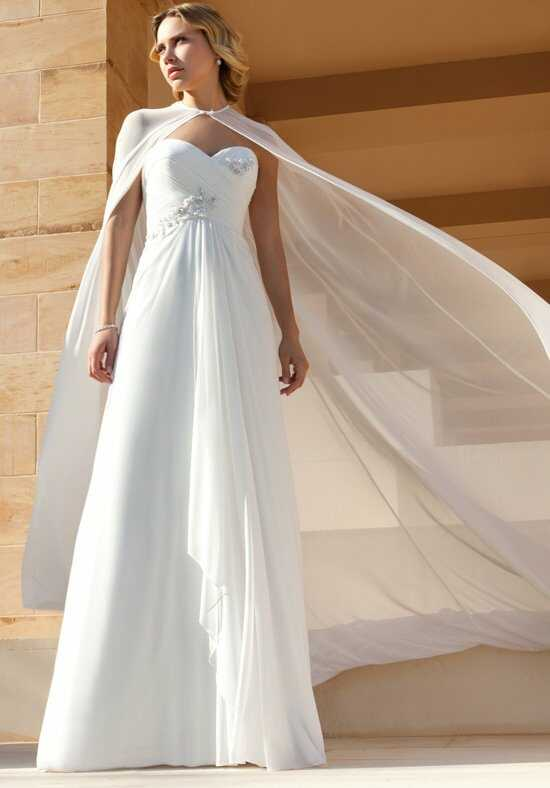 Demetrios DR207 Wedding Dress photo
