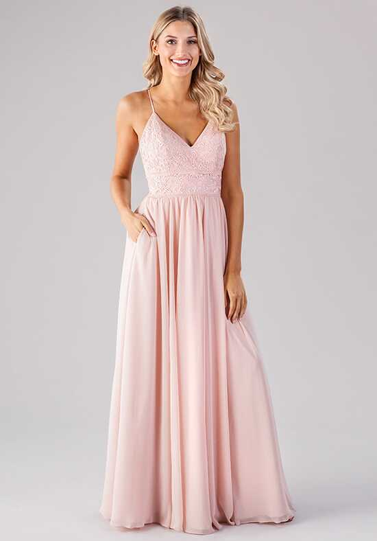 Kennedy Blue Cameron V-Neck Bridesmaid Dress