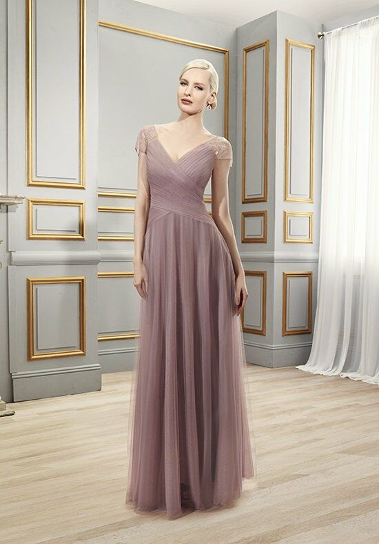 Val Stefani Celebrations MB7515 Pink Mother Of The Bride Dress