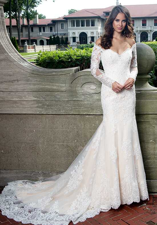 Lo' Adoro M604 Mermaid Wedding Dress