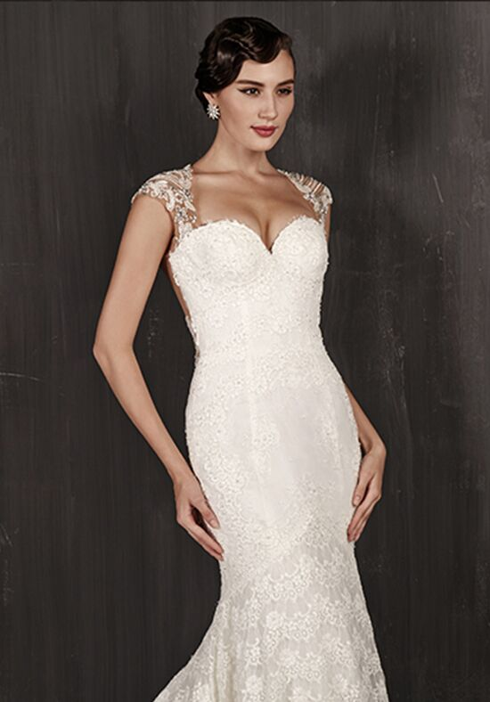 Calla Blanche 16129 Elizabeth Mermaid Wedding Dress