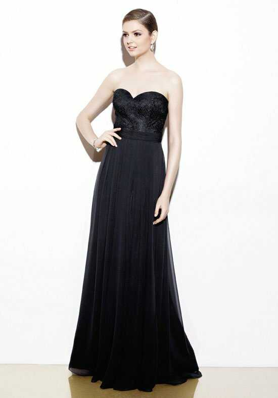 Badgley Mischka BM5 Sweetheart Bridesmaid Dress