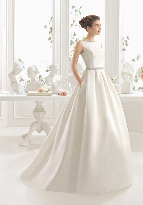 Aire Barcelona Chaplin Ball Gown Wedding Dress