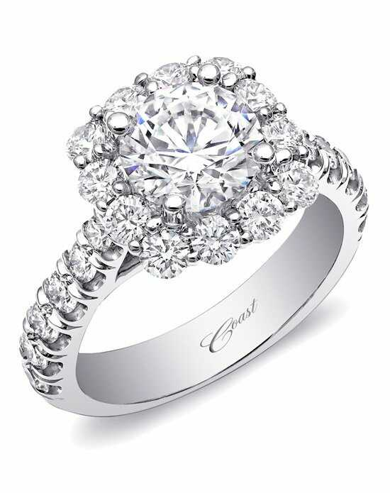 Coast Diamond Charisma Collection - LZ5015 Engagement Ring photo