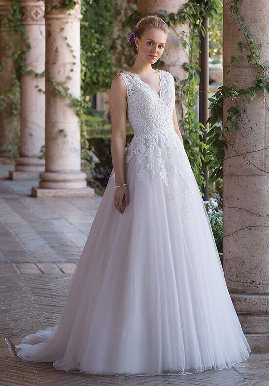 Sincerity Bridal 4032 Ball Gown Wedding Dress